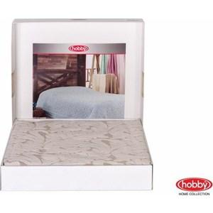 Покрывало Hobby home collection 2-х сп, махровое, Sultan Кремовый