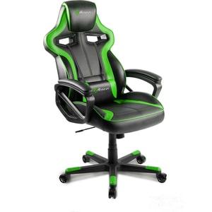 Компьютерное кресло  для геймеров Arozzi Milano green компьютерное кресло для геймеров arozzi torretta xl fabric green