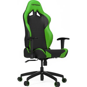 Кресло Vertagear Racing Series S-Line SL2000 black/green кресло игровое vertagear racing s line sl2000 розовый