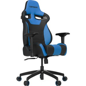 Кресло Vertagear Racing Series S-Line SL4000 black/blue кресло игровое vertagear racing s line sl2000 розовый