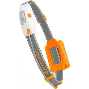 Фонарь LED Lenser светодиодный налобный NEO оранжевый (6113) фонари solaris оранжевый налобный фонарь