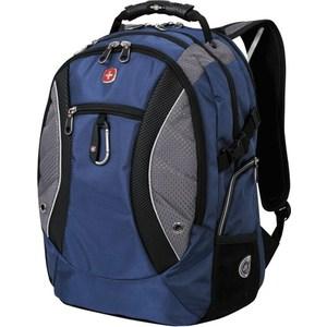 Рюкзак Wenger NEO синий/серый (1015315) рюкзак wenger чёрный синий 3263203410