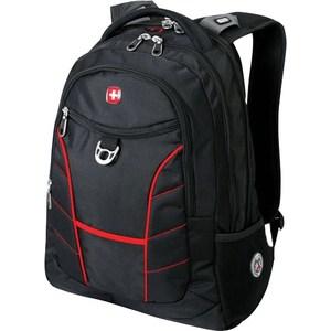 Рюкзак Wenger RAD черный/красный (1178215)