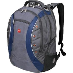 Рюкзак Wenger ZOOM серый/синий (1191315)