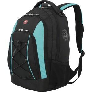 Рюкзак Wenger черный/синий (11862315) рюкзак wenger 3191203408 синий черный бирюзовый 22л