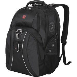 Рюкзак Wenger серый/черный (12704215) цена
