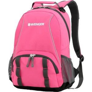 Рюкзак Wenger розовый (12908415) wenger рюкзак wenger 3263204410