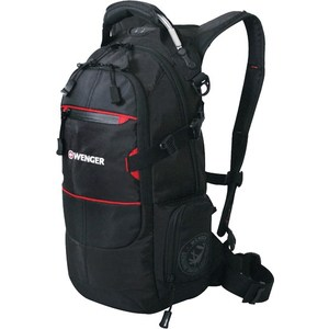 Рюкзак Wenger NARROW HIKING PACK чёрный (13022215)