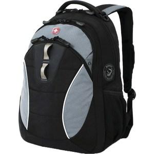 Рюкзак Wenger черный/серый (16062415) рюкзак wenger 12908415 розовый серый 20л