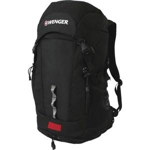 Рюкзак Wenger черный (30582299) рюкзак wenger black 6639202408