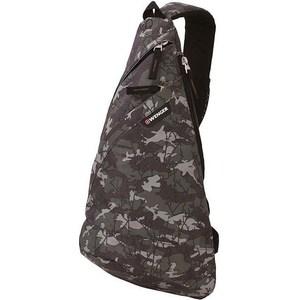 Рюкзак Wenger с одним плечевым ремнем камуфляж 17 л (2310600550) wenger wenger w11 17 brown