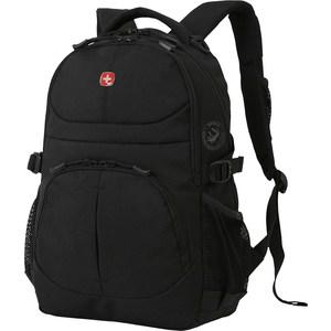 Рюкзак Wenger черный (3001202408) рюкзак wenger black 6639202408