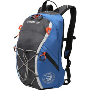 Рюкзак Wenger серый/синий (3053344402) рюкзак wenger 12908415 розовый серый 20л