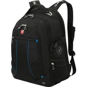 Рюкзак Wenger черный (3118203408) рюкзак wenger black 6639202408