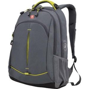 Рюкзак Wenger серый/лаймовый (3165426408) рюкзак wenger 12908415 розовый серый 20л