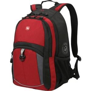 купить Рюкзак Wenger красный/черный/серый (3191201408) недорого