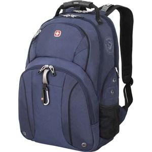 Рюкзак Wenger синий/чёрный (3253303408) 26 л wenger wenger городской рюкзак 28 л синий