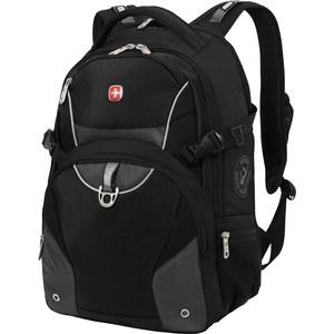Рюкзак Wenger чёрный/серый (3263204410) wenger рюкзак wenger 3263204410