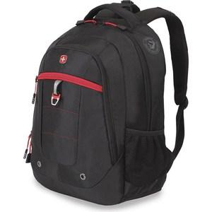 Рюкзак Wenger 15 черный/красный (5918201419) 29 л рюкзак wenger чёрный красный 6939201408 29 л