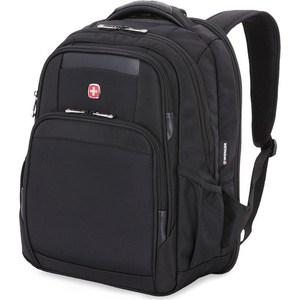 Рюкзак Wenger SCANSMART черный, 26 л рюкзак caribee trek цвет черный 32 л