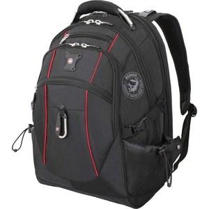 Рюкзак Wenger чёрный/красный (6677202408) 38 л