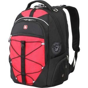 Рюкзак Wenger чёрный/красный (6772201408) 30 л