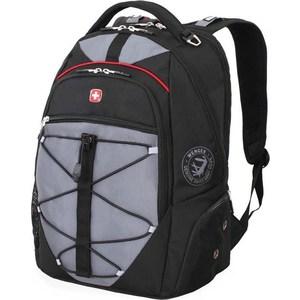 Рюкзак Wenger чёрный/серый (6772204408) 30 л рюкзак wenger чёрный красный 6939201408 29 л