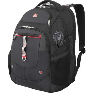 Рюкзак Wenger чёрный/красный (6968201408) 34 л