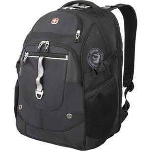 Рюкзак Wenger чёрный/серебристый (6968204408) 34 л