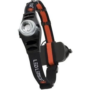 Фонарь LED Lenser светодиодный налобный H6R (7296-R) фонарь налобный led lenser mh6 с аккумулятором цвет черный 501502