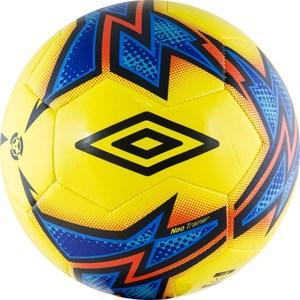 Мяч футбольный Umbro Neo Trainer (20877U-FCY) р.4 щитки футбольные umbro neo valor slip 20892u fd7 р m