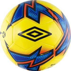 Мяч футбольный Umbro Neo Trainer (20877U-FCY) р.5 щитки футбольные umbro neo valor slip 20892u fd7 р m