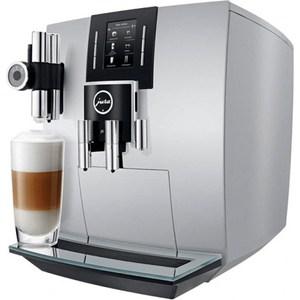 Кофе-машина Jura J6 Brilliant Silver (15111)