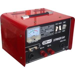 Пуско-зарядное устройство Prorab Striker 541 зарядное устройство для аккумулятора prorab striker 4