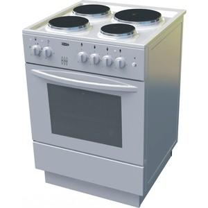 Электрическая плита ЗВИ 450 с мех.таймером, белая