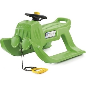 Санки Prosperplast JEPP green (зеленый) (ISBJEPP-G800) ледянка prosperplast speed green зеленый istl g800