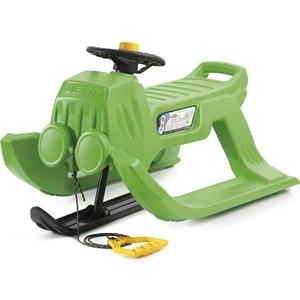 Санки Prosperplast JEPP CONTROL green (зеленый) (ISBJEPPC-G800) ледянка prosperplast speed green зеленый istl g800
