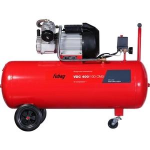 Компрессор масляный Fubag VDC 400/100 CM3 (29838185) скобы fubag 12 9x14mm 5000шт 140118