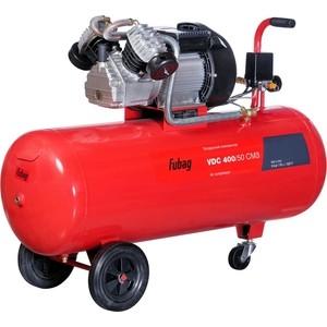 Компрессор масляный Fubag VDC 400/50 CM3 (29838184) скобы для пневмостеплера fubag 1 05х1 25 32мм 5000шт