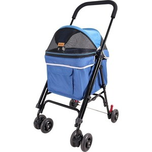 Коляска Ibiyaya Astro Mini Pet Buggy синяя для собак (FS1732-B) коляска для животных ibiyaya according to the ratio of babble fs1001b ibiyaya fs1101