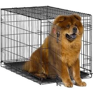 Клетка Midwest iCrate 36 Dog Crate 91x58x64h см 1 дверь черная для собак
