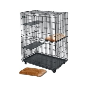 Клетка Midwest Collapsible Cat Playpen 90x59x121h см