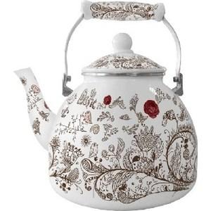 Чайник эмалированный 5.0 л Kelli (KL-4418) кофеварка kelli kl 1444 белый
