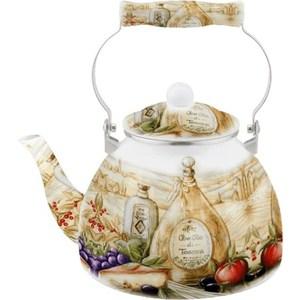 Чайник эмалированный 4.0 л Kelli (KL-4419)