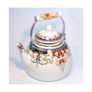 Чайник эмалированный 5.0 л Kelli (KL-4431) цена