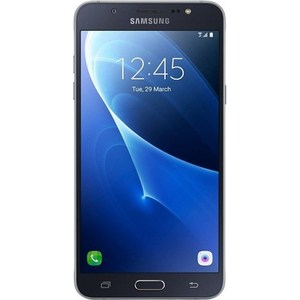 Смартфон Samsung Galaxy J7 (2016) 16Gb black смартфон samsung galaxy j7 2017 16gb blue