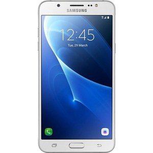 Смартфон Samsung Galaxy J7 (2016) 16Gb white смартфон samsung galaxy j3 2017 16gb black
