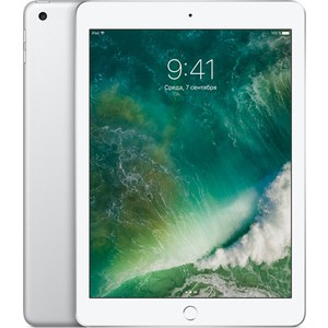 Планшет Apple iPad 32Gb Wi-Fi Silver apple ipad mini 2 32gb wi fi silver me280