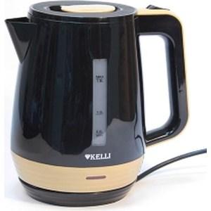 Чайник электрический Kelli KL-1317 чайник электрический kelli kl 1472 самовар