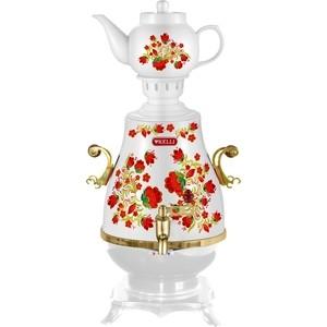 Чайник электрический Kelli KL-1321 чайник электрический kelli kl 1472 самовар